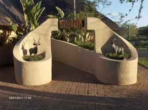 Krugerpark in corona tijd