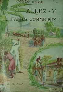 koloniale propaganda in 1920