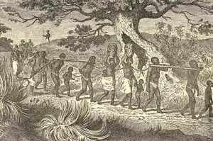 Congolese slaven