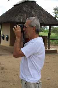Krugerpark bezoekers - Gedurende die hele maand hebben mijn broer Marjo Hoedemaker en ik in die maand op drie verschillende locaties in het Krugerpark gelogeerd.