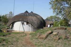 Via Phabeni Gate, een kleine ingang in het zuidelijke deel van van het Krugerpark, zijn we dit oord van ongerepte natuur binnen gereden. - IMG_2842