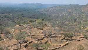 Thumela hills kruger-cultural-heritage-thumela-hill bij Punda Maria