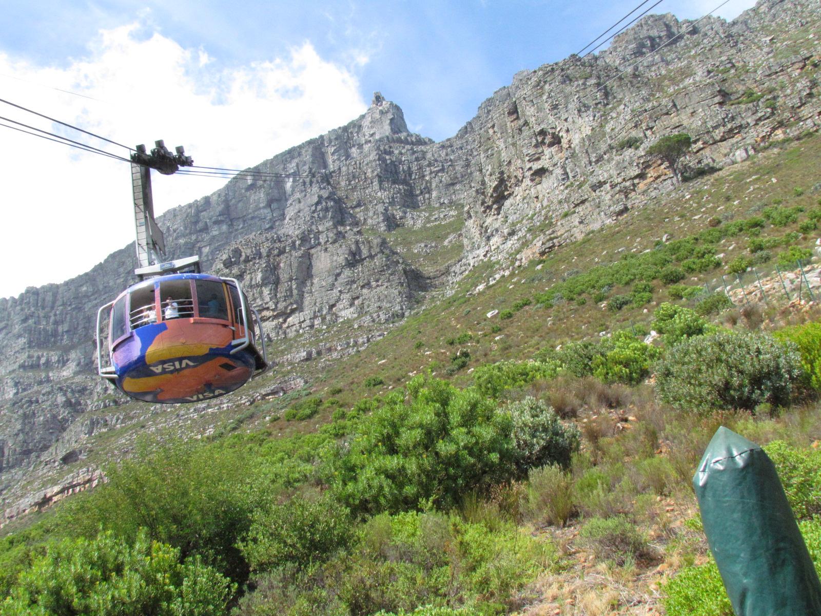 Cape Town - Tablemountain