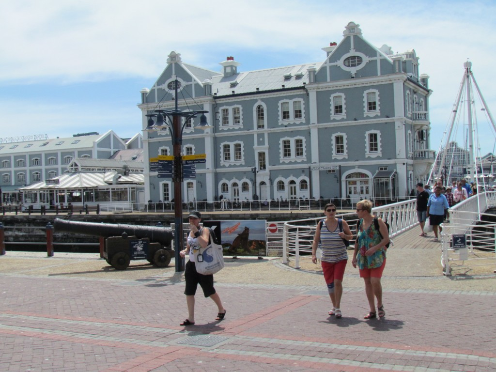 Kaapstad V&A Waterfront