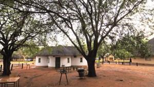Krugerpark Lower Sabie ligt aan de Sabie rivier staat bekend als een goede omgeving voor wildlife.